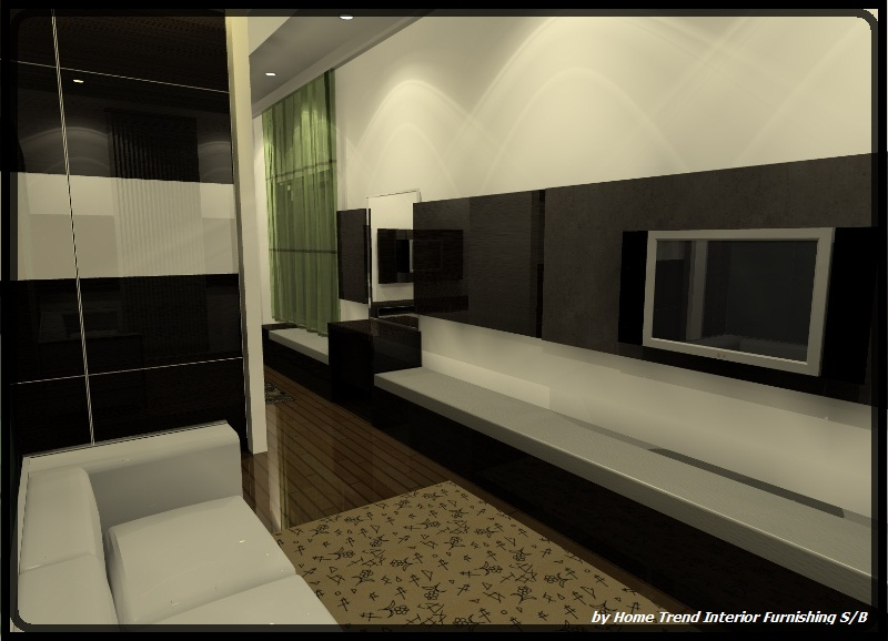 Hospitality interior designing renovation for Living room karaoke